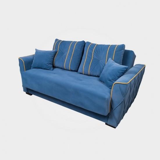 Dvosed III plavi sa jastucima