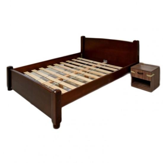 Krevet K9 Bajc (puno drvo)